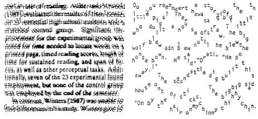 fixatie-disparatie-teksten
